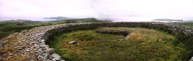Knockdrum Fort