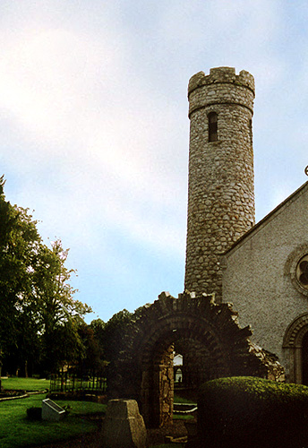 Castledermot Tower