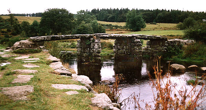 Clapperbridge Postbridge